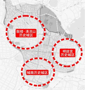 就南京的历史文化名城保护