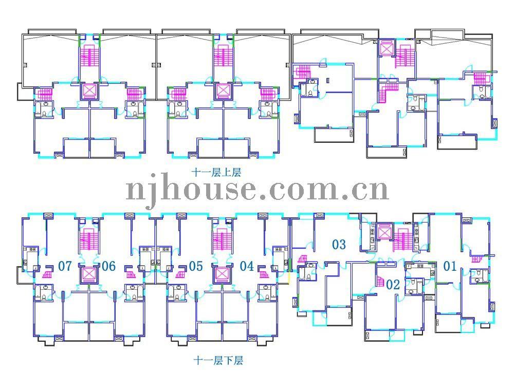 花园电路布线图